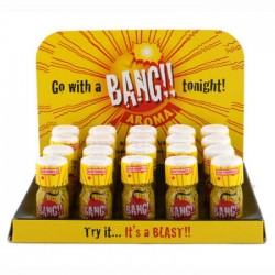 Bang Poppers Aroma 10ml Tray 20 Flesjes