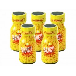 Bang Poppers Aroma 10ml 5 flesjes