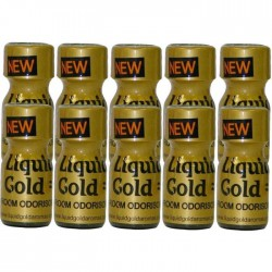 Poppers Liquid Gold 10ml 10 Flesjes