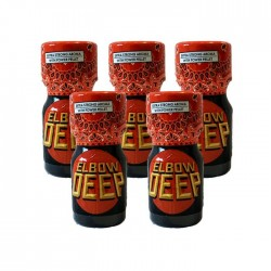 Elbow Deep Poppers Aroma 10ml 5 flesjes