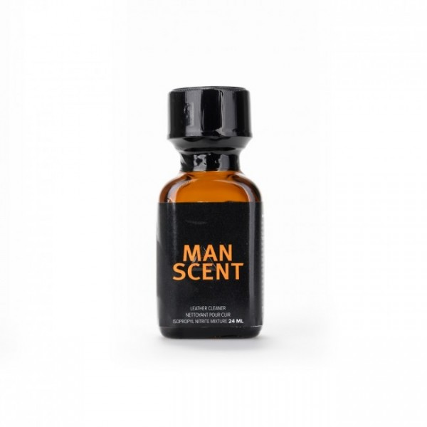 Man Scent Poppers - 24 ml 10 Flesjes