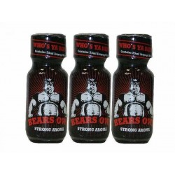 Bears Poppers Aroma 25ml 3 flesjes