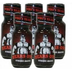 Bears Poppers Aroma 25ml 5 flesjes