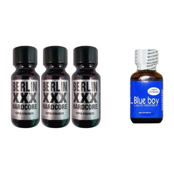 Berlin 24ml, Blue Boy 24ml Pakket
