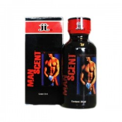 Man Scent Poppers Original 3 flesjes 30ml