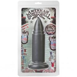 Docjohnson-American Bombshell Buttplug B7 Missile Dildo
