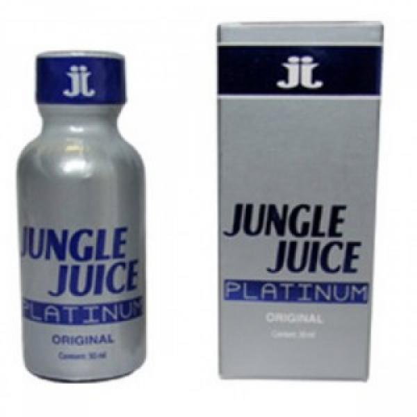 Jungle Juice Platinum Poppers 12 flesjes 30 ml