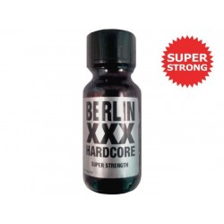 Berlin XXX Hardcore Aroma Poppers - 25ML Super Strong