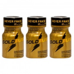 Rush Poppers Leathercleaners Gold 10 Flesjes